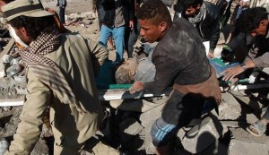 السعودية تواصل عدوانها على اليمن وعدد الشهداء يتخطى 3500
