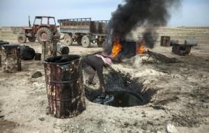 minyak irak