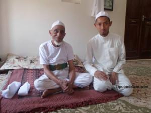 Muhith dan tokoh sentral di Tarim, Al-Habib Abdullah bin Syihab (31/3/2015 )