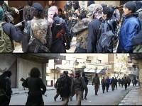 ISIS Terdesak Mundur Dari Sebagian Besar Kamp Yarmouk
