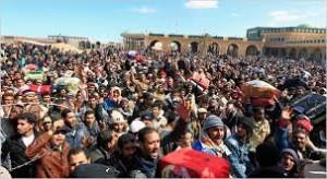 pengungsi libya