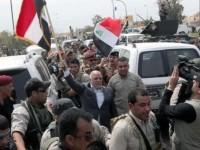 """Kunjungi Tikrit, PM Irak Tegaskan Semua Wilayah Negara Ini Harus """"Bersih Dari Noda ISIS"""""""