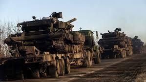 senjata rusia di ukraina
