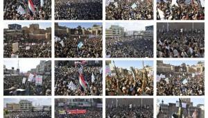Video: Demonstrasi Rakyat, Kecam Serangan atas Yaman