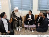 Kunjungi Ulama Iran, Menko Sofyan Djalil Bicara Persatuan Sunni Syiah