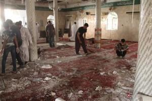 bom masjid syiah di saudi