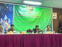 Seminar IKMAL: Menumbuhkan Pohon Moderat