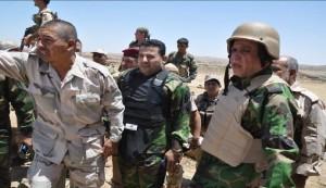العامري يعلن تحرير منشأة الثرثار وفك الحصار عن 90 جندياً