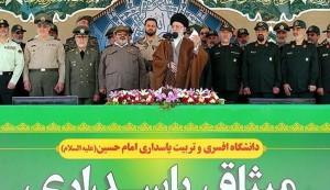 آية الله خامنئي: رد ايران سيكون شديدا حيال اي حماقة للاعداء