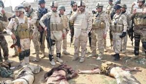 """مقتل 20 قيادياً بـ""""داعش"""" بينهم خمسة بارزون غربي الأنبار"""