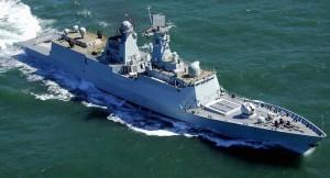 kapal perang cina