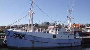 kapal swedia