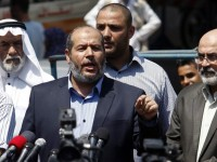 Hamas Tepis Berita di Gaza Ada ISIS