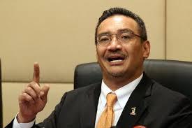 menhan malaysia hishamuddin hussain