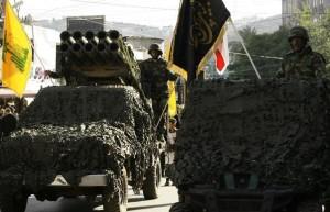 milisi hizbullah lebanon
