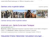 Taliban disebut Mujahidin