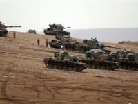 ISIS Diamuk Pasukan Turki, 100 Teroris Dikabarkan Tewas
