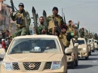 Rewalan Irak Kuasai Kawasan Tenggara Anbar