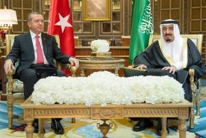 saudi dan turki