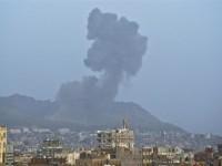 Pasar di Yaman Diserang Koalisi Arab, 11 Orang Terbunuh
