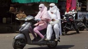 udara panas india