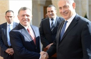 """دول عربية تجتمع سراً مع """"اسرائيل"""" في الاردن برعاية غربية"""