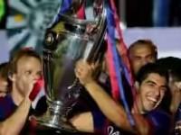 Barcelona Kukuhkan Raih Gelar Champions Lima Kali