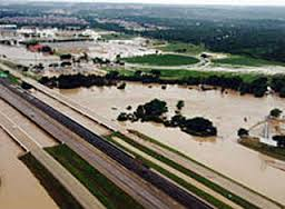 banjir texas