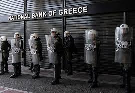 bank tutup yunani