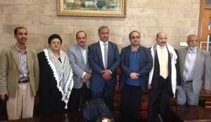 """وفد صنعاء يرفض مفاوضة """"وفد الرياض""""، والسبب؟"""