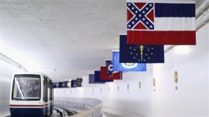 gambar bendera missisipi