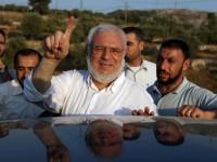Ketua Parlemen Palestina Bebas Dari Penjara Israel