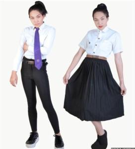 seragam transgender thailand