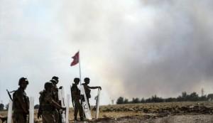الأمن القومي التركي يبحث التدخل العسكري في سوريا