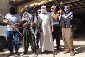 teroris di irak