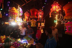 Malam Ramadan di Gaza
