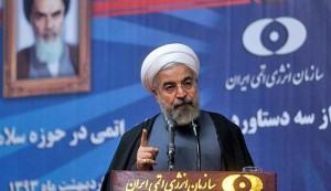 روحاني: فتحت صفحة جديدة في تاريخ المنطقة