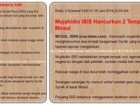pengebom masjid disebut mujahidin (klik untuk memperbesar foto)