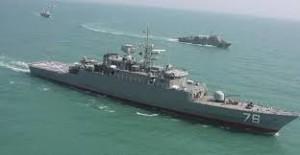 kapal perang iran