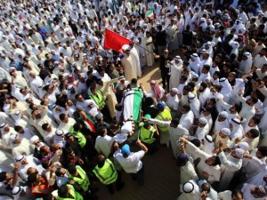 korban bom masjid syiah kuwait