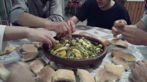 hidangan Maroko (foto:Alvian)