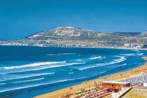 pantai Maroko (foto: tourismoroc.blogspot.com)