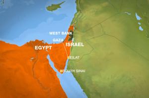 mesir israel gaza sinai