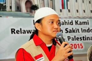 Ir. Nur Ikhwan (relawan MER-C)