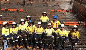 pekerja australia