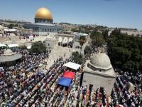 Tak Ada Negara Mengakui Kedaulatan Israel Atas Masjid al-Aqsa