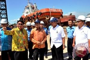 Menperin di Makassar