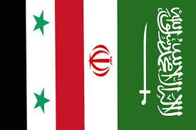 iran saudi suriah