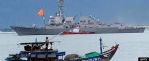 konflik laut cina