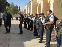 Kaum Zionis Kembali Lancangi Masjid al-Aqsha